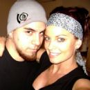 Christy Hemme and Charley Patterson