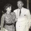 Henry Fonda and Afdera Franchetti