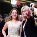 Emilia Clarke and Joanna Lumley: Me Before You London Premiere (2016) - 416 x 600