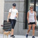 Jennifer Lawrence – Spotted With Her Dog In New York
