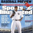 CC Sabathia - Sports Illustrated Magazine Cover [United States] (11 April 2009)