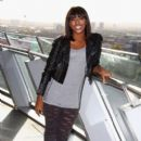 Alexandra Burke Launches Nokia OVI Maps With World's Largest Signpost