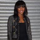 Luella Front Row: Spring/Summer 2010 - London Fashion Week