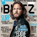 Eddie Vedder - BLITZ Magazine Cover [Portugal] (August 2012)