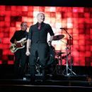 David Lee Roth performs onstage at The Brent Shapiro Foundation Summer Spectacular at The Beverly Hilton Hotel on September 7, 2018 in Beverly Hills, California