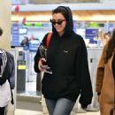 Dua Lipa – Arrives at LAX International Airport in LA - 454 x 628