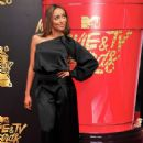Kat Graham – 2017 MTV Movie And TV Awards in Los Angeles - 454 x 683