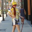 Phoebe Price – Shopping Candids in Beverly Hills - 454 x 664