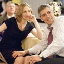 George Clooney and Vera Farmiga