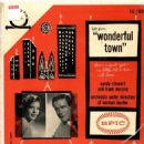 Wonderful Town Original 1953 Broadway Cast Music By Leonard Bernstein - 454 x 463