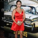 Yvette Monreal – 'Lowriders' Screening in Los Angeles - 454 x 612