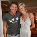 Ty Pennington and Andrea Bock - 446 x 594