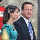 David Cameron and Samantha Cameron - 421 x 594