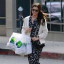 Jessica Biel – Leaves Health Mart in New Orleans - 454 x 681