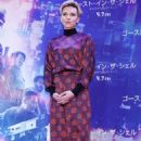 Scarlett Johansson – 'Ghost In The Shell' Press Conference in Tokyo