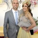 Rebecca Twigley and Chris Judd - 316 x 421