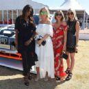 Natalie Appleton – Audi Polo Challenge in Berkshire