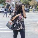 Kylie Jenner spotted leaving Sephora Calabasas CA September 2 2016