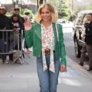 Candace Cameron Bure at The View in New York - 454 x 657