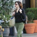 Betsy Brandt – Shopping in Hollywood
