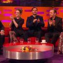 Henry Cavill- January 26, 2018- Graham Norton Show