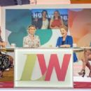 Christine Bleakley at 'Loose Women' TV show in London - 454 x 317