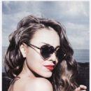 Danna Paola - Open Magazine Pictorial [Mexico] (April 2014)
