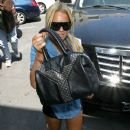 Lindsay Lohan Out and About