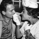 Elizabeth Taylor and Michael Todd