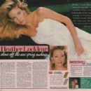 Heather Locklear - Woman's World Magazine Pictorial [United States] (19 January 1988) - 454 x 417
