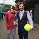 Henry Cavill- July 16, 2017- Wimbledon Men's Finals
