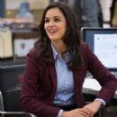 Melissa Fumero as Det. Amy Santiago on Brooklyn Nine-Nine - 454 x 612