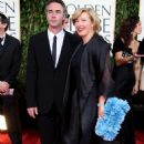 Emma Thompson and Greg Wise - 66 Annual Golden Globe Awards, 2009-01-11