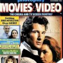 Richard Gere - Photoplay Movies And Video Magazine Cover [United Kingdom] (November 1983)