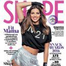 Stamatina Tsimtsili - Shape Magazine Cover [Greece] (November 2016)