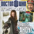 Doctor Who - Doctor Who Insider Magazine Cover [United States] (5 May 2011)