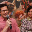 Selena Gomez – 'Hotel Transylvania 3: Summer Vacation' Press Junket in West Hollywood