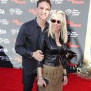 Stacey Toten and Luc Robitaille