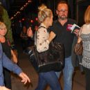 Carrie Underwood – Visits the hit musical 'Kinky Boots' on Broadway in NY - 454 x 681