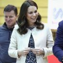 The Duke And Duchess of Cambridge Undertake Engagements Celebrating The Commonwealth - 370 x 600
