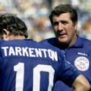 Fran Tarkenton With NY Giant Coach Alex Webster