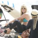 Cameron Richardson - In Malibu - September 28 2008