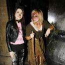 Miranda Cosgrove paid a visit to the London Dungeons for Halloween on Saturday night (October 31).