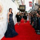 Lucy Liu 2014 Huading Film Awards In La