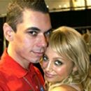 Adam Goldstein and Nicole Richie - 350 x 250