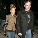 Adam Goldstein and Nicole Richie