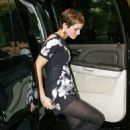 Emma Watson - Goes out for lunch at an East Side hotel - November 15, 2010