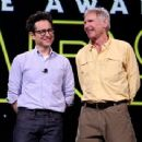 Harrison Ford-August 15, 2015-'Worlds, Galaxies, And Universes: Live Action At The Walt Disney Studios Presentation At Disney's D23 EXPO 2015 - 454 x 341