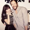 Ksenia Solo and Kris Holden-Ried - 400 x 564