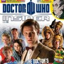 Doctor Who - Doctor Who Insider Magazine Cover [United States] (8 December 2011)